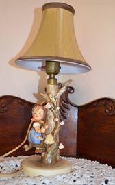 Goebel Western Germany Lamp