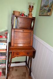 drop-front lady's desk