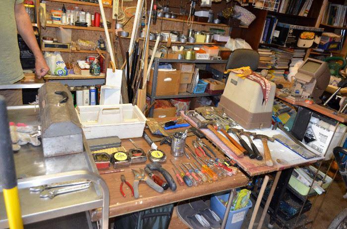 Tools! Tools! Tools!
