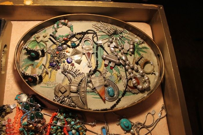 Ancient African jewelry, 200-300 years old, all 50% off!