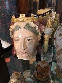 English memorabilia , Queen Victoria and Queen Margaret
