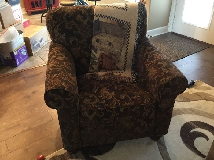 Nice upholstered chair