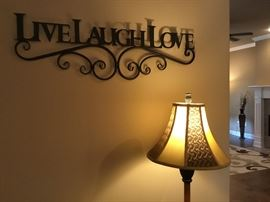 Home Decor And lamp