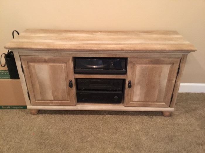 cabinet for stereo, record player, etc