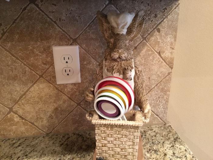 Kitchen bunny