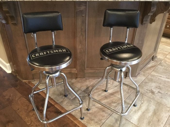 Craftsman bar stools