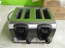Chefs Mark Toaster