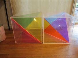 Great Mid-Century Cubes