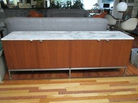 Florence Knoll Mid-Century Modern Credenza