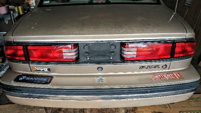 1994 Buick, new battery and runs!
