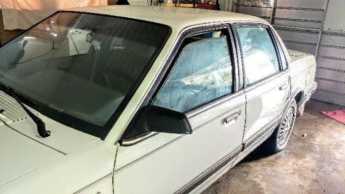 1993 Oldsmobile Ciera, new battery and runs!