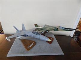 Fighter jets models