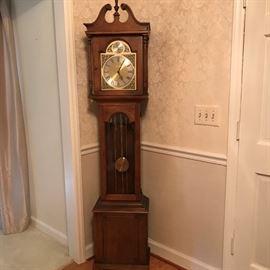 Howard Miller tall clock