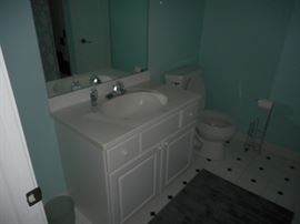 Wonderful white vanity