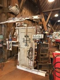 old gas cart