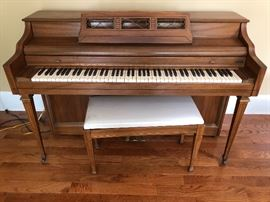 Kimball Vintage Spinet Upright Piano - $150 OBO