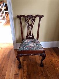 Decorative Chair - $20