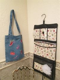 Totes and Travel Bags