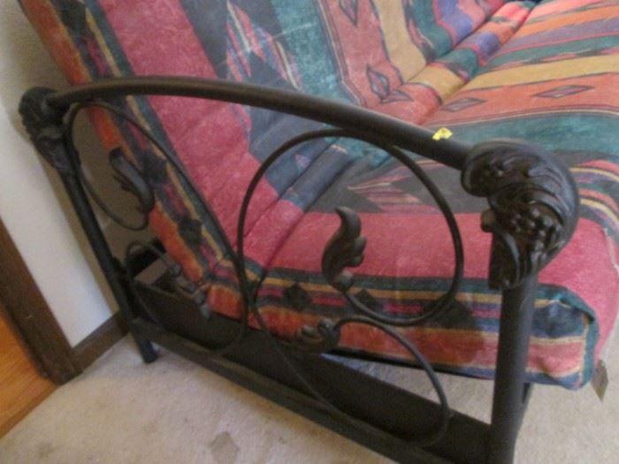Futon Frame Detail
