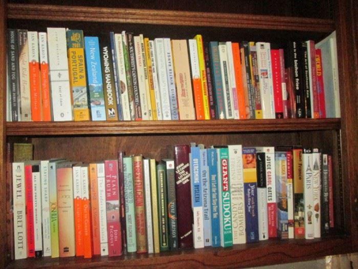 Loads of Books, many topics!
