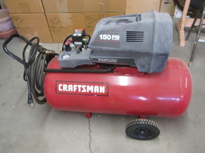 Craftsman Compressor 150 PSI