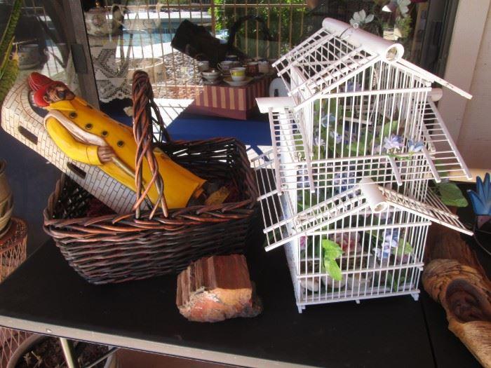 Nice Birdhouse for Birds or Decor