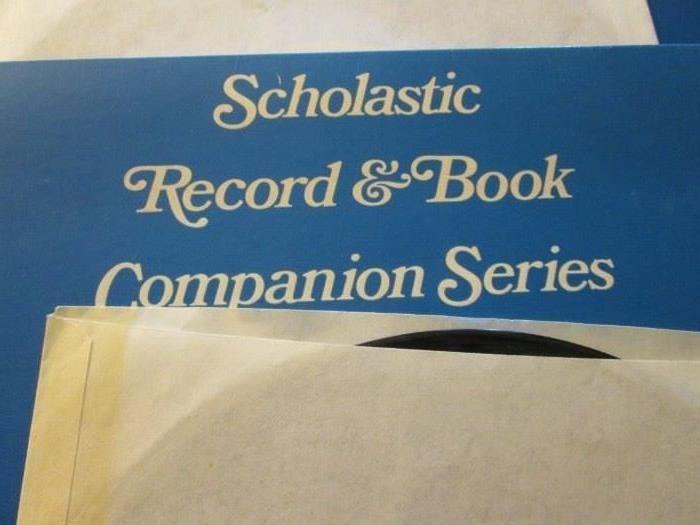 Scholastic Record & Book Series