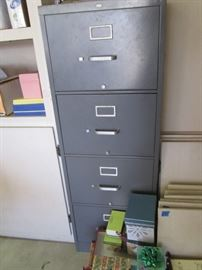 Another 4-Drawer File Unit
