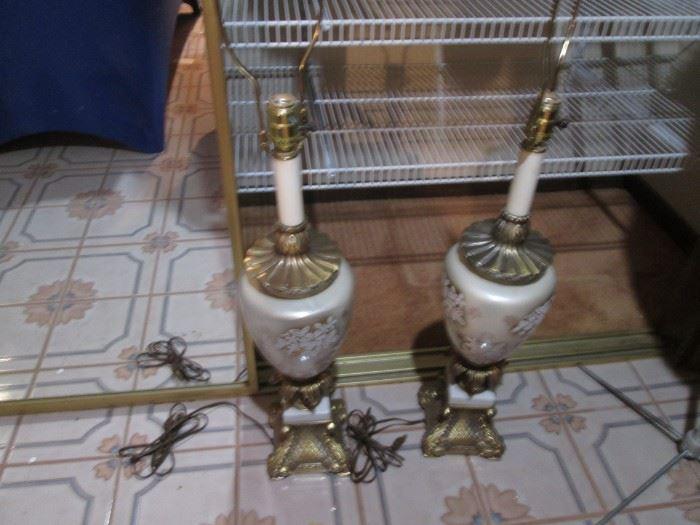 Boudoir Lamp Bases