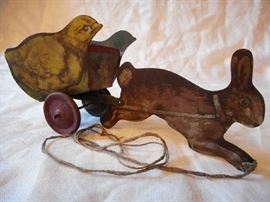 EARLY TIN TOY