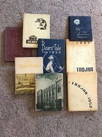 "Gibsonburg ""Bears"" Yearbooks (1948-1952)-~Troy Township Schools ""Trojans"" Year Books -Luckey, Ohio & Lemoyne, Ohio (1950-1952)"