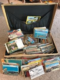 Vintage Travel Souvenir Post Cards