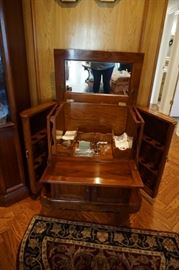 Decorative Bar Cabinet(See 1st Pic)