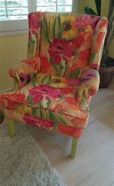 Henredon Accent Chair (Reupholstered)