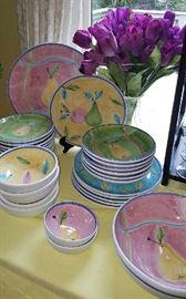 Caleca Italian Pottery