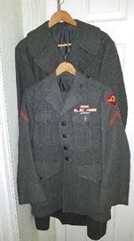 WWII Military Uniform