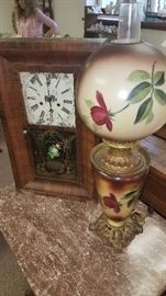 Large selection of antiques, primitives and collectibles.