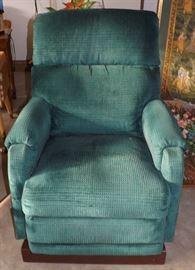 026 green recliner