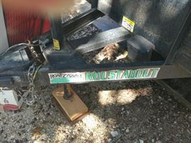 1a. 14 ft roustabout