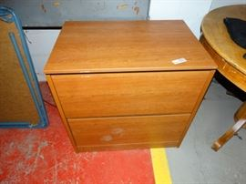 2 Drawer Hanging File Cabinet