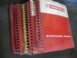 5 Kenworth Service Manuals