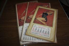 Marilyn Monroe Repro Calendars
