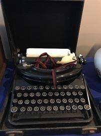 Remington type-writer