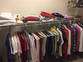 womens clothes - sizes 8-12 - shoes - purses - accessories