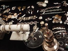 GREAT JEWELRY COLLECTION INCLUDING STERLING