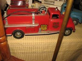 Deerfield, IL fire truck