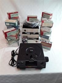 Kodak Carousel 4200 Slide Projector with Accessories https://ctbids.com/#!/description/share/55744