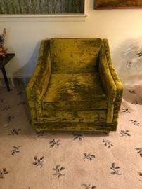 MCM chair