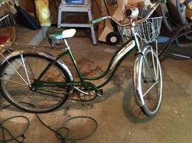 Vintage girls Schwinn Starlet III bike LOADED