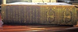 Antique Book - Copywrite 1879